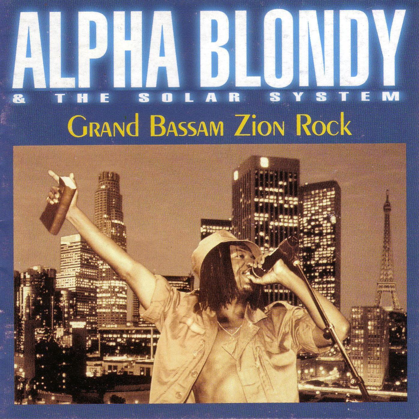 Alpha Blondy Apartheid Is Nazism