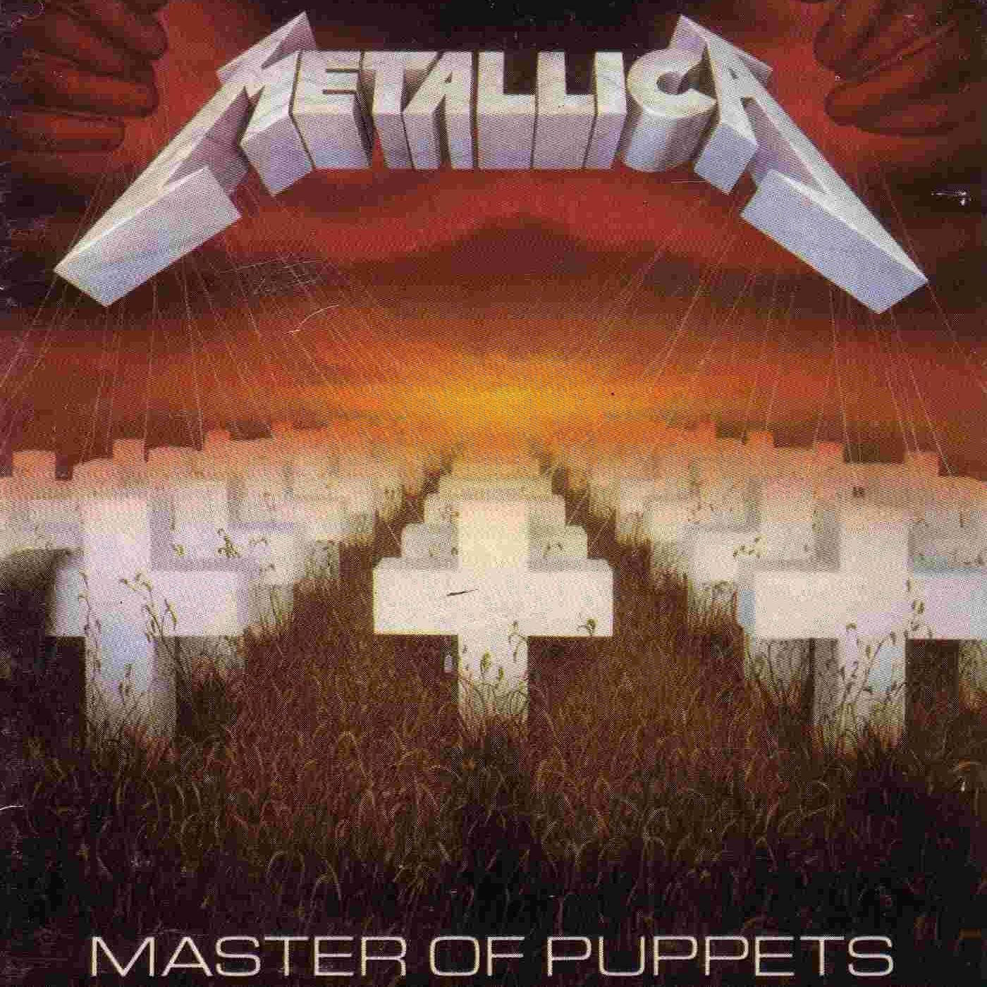 металлика 1986 слушать онлайн