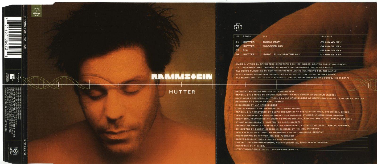 Rammstein - раммштайн