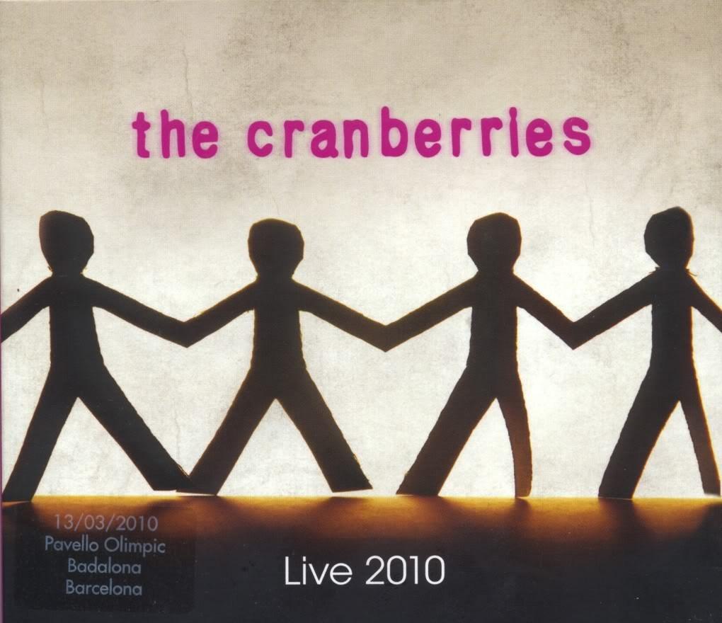 The Cranberries - Mediolanum Forum Milan (Live) CD 2 [2010]